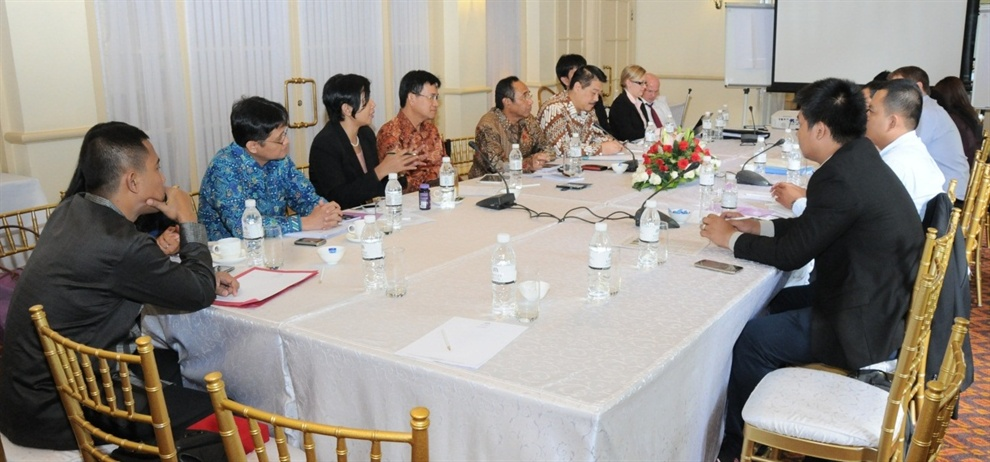 Bilateral Consultations between Indonesia and Cambodia on Targeted Financial Sanctions to Combat Terrorism 2-4 September 2014