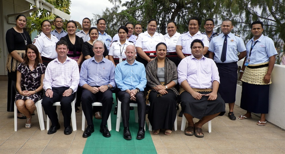 Money Laundering and Criminal Asset Confiscation Investigation and Litigation Training, Tonga