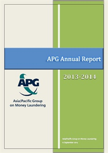 APG Annual Report 2013-2014 Published