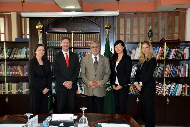 FATF Asia/Pacific Regional Review Group onsite visit to Pakistan