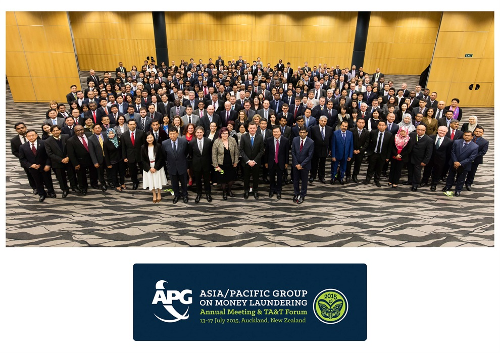 Significant Outcomes of the 18th APG Annual Meeting