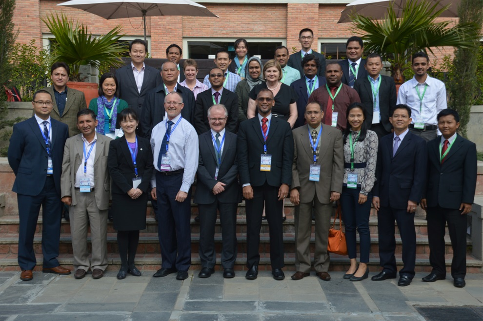 2015 APG Typologies and Capacity Building Workshop
