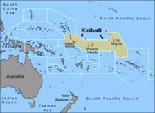INFORMATION ON KIRIBATI