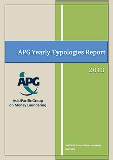 2013 APG Yearly Typologies Report now available