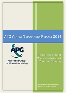 2014 APG Yearly Typologies Report now available
