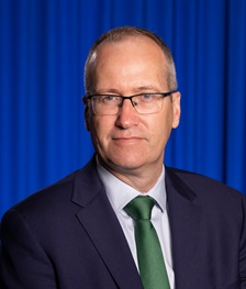 Deputy Commissioner Ian McCartney (Australia) - appointed 2019