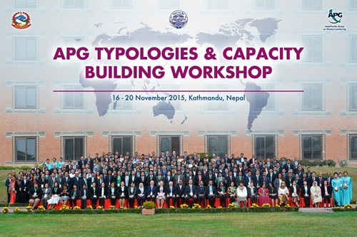 2015 APG Typologies Workshop