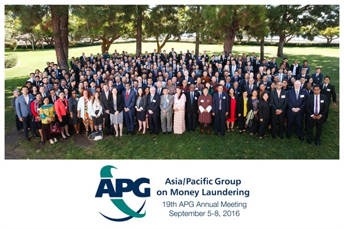 19th APG Annual Meeting