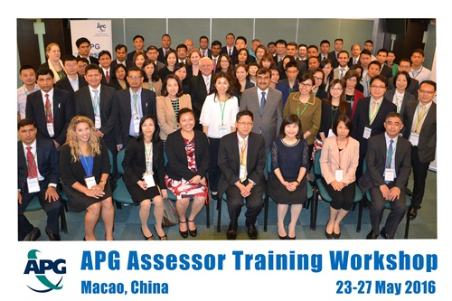 APG Assessor Training Workshop